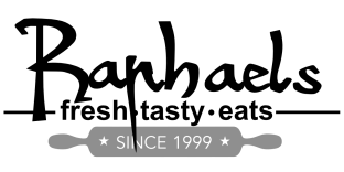 Raphaels Logo Exhibition Sponsor